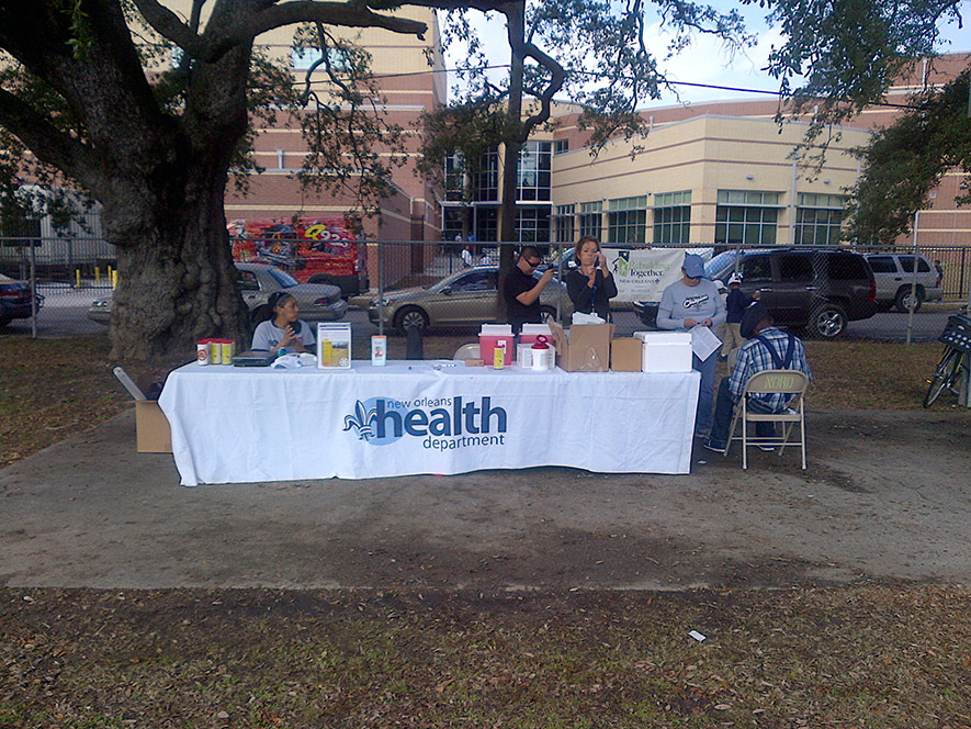 New Orleans to Use New Grant Funds to Enhance City Health Services