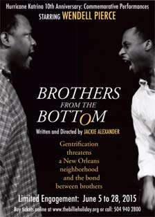 Post-Katrina Days Revisited in 'Brothers from the Bottom'