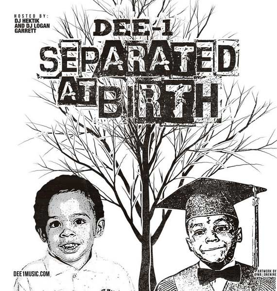 "Dee-1 Mixtape ""Separated at Birth"" Not Released, Allegedly Banned by Cash Money"