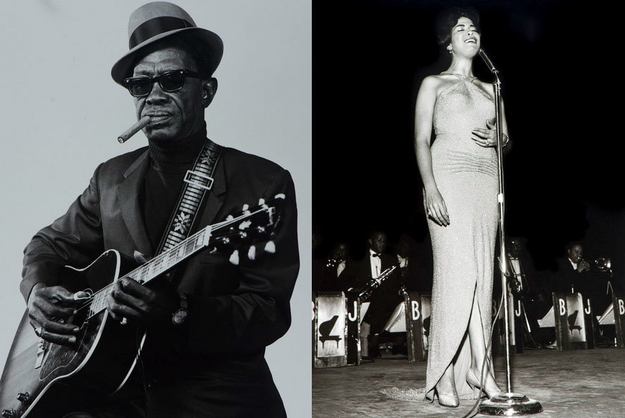 Photo Journal of the Early Days of Rhythm & Blues