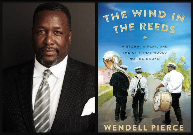 Wendell Pierce talks 'The Wire,' 'Treme' and Hurricane Katrina: Wordstock 2015