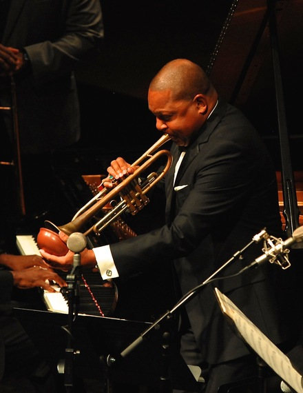 Wynton Marsalis Honored at 2015 Marian Anderson Awards
