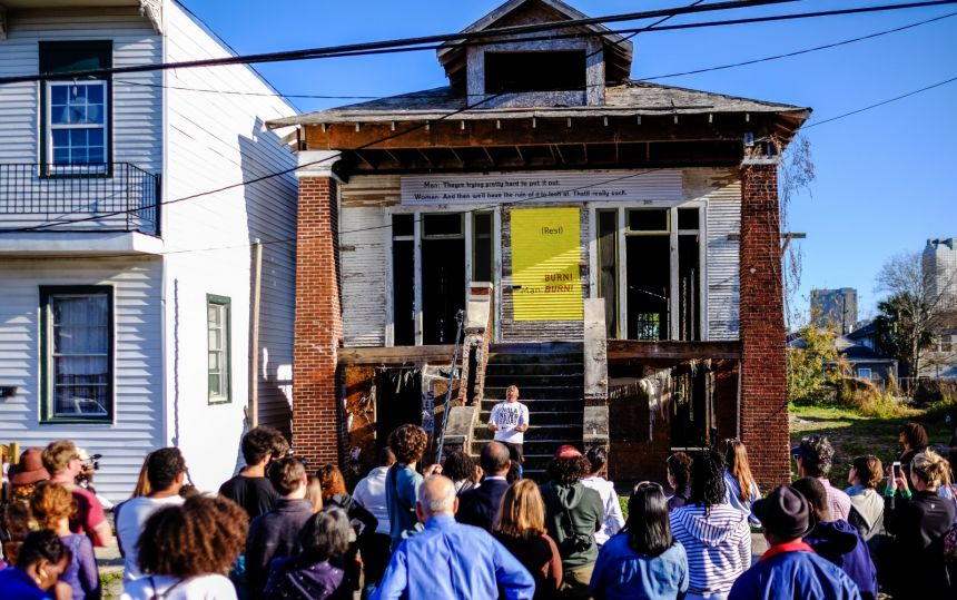 Next City: A Radical Design Movement Is Growing in New Orleans