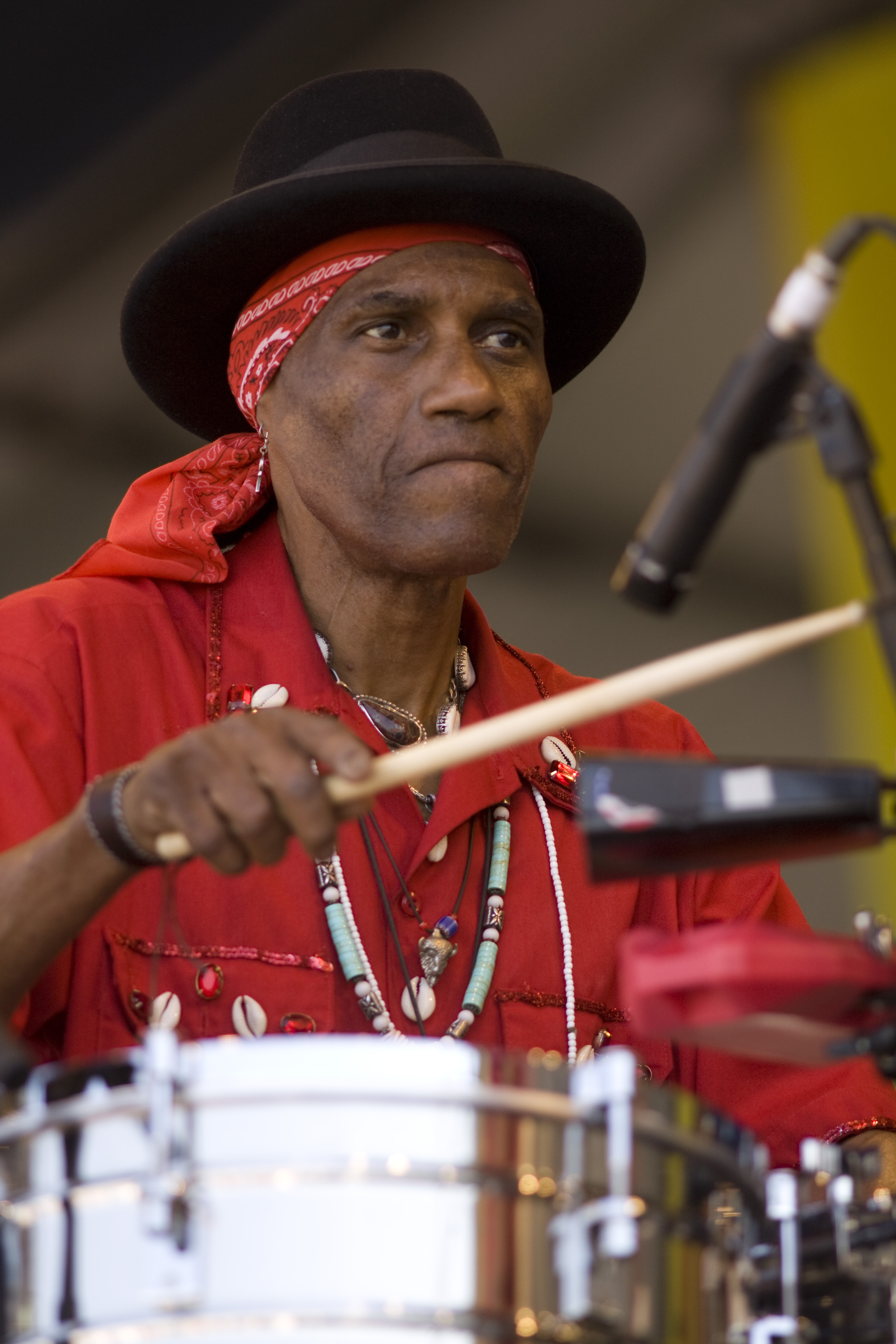 Cyrill Neville to Receive Louis Armstrong Award in December