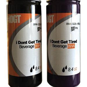 """""""I Don't Get Tired"""" Energy Drink Being Sold in Houston"""