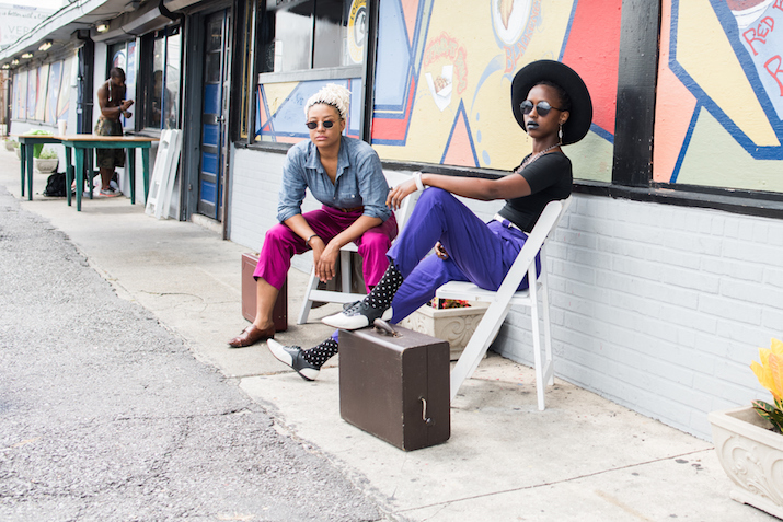 "'Noirlinians' Fashion Bloggers Say New Orleans Is ""The Most African U.S. City"""