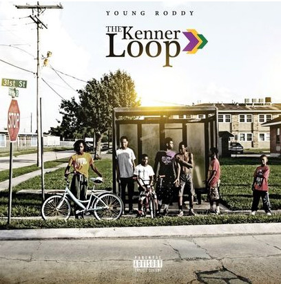 """The Kenner Loop"" Debut Album by Young Roddy"