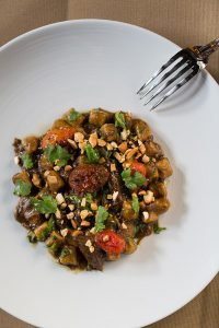 Compere-Lapin-Curred-Goat-and-sweet-Plantain-Gnocchi-2-Photo-Credit-Sara-Essex-Bradley