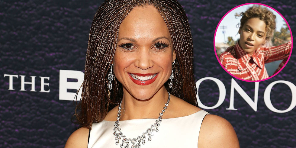 Melissa Harris-Perry featured in Cosmopolitan
