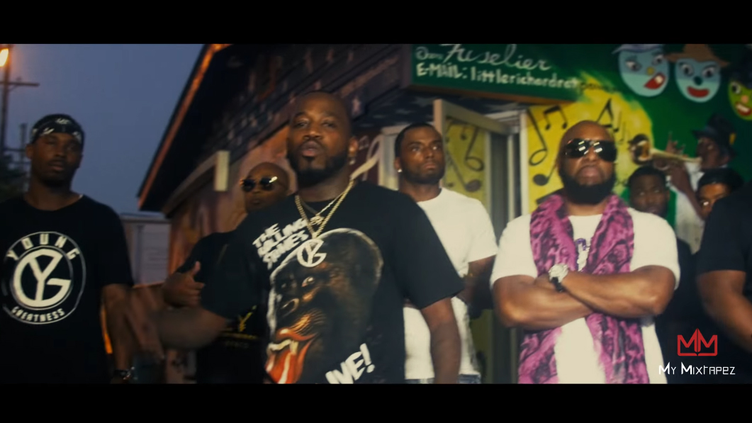 """Young Greatness Drops """"Nikes"""" Video"""
