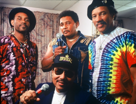 Kingpins of Funk: The Neville Brothers Mark Fortieth Anniversary